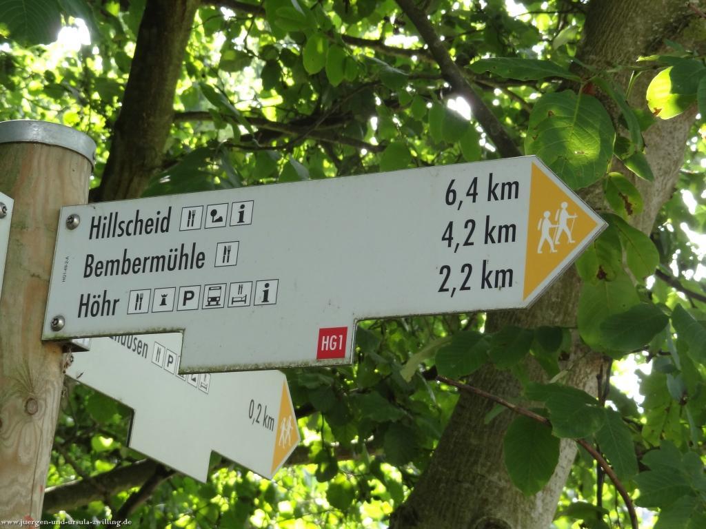 Philosophische Bildwanderung Rund um Höhr-Grenzhausen auf dem HG 1