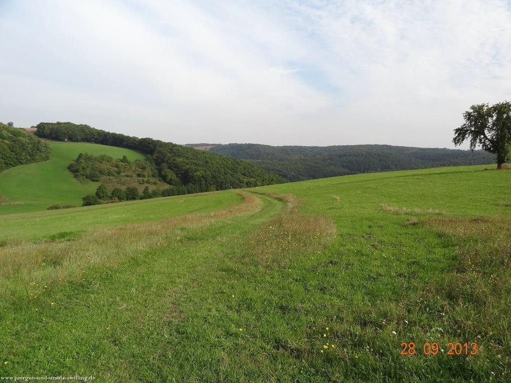Philosophische Bildwanderung Willigisweg im Naheland