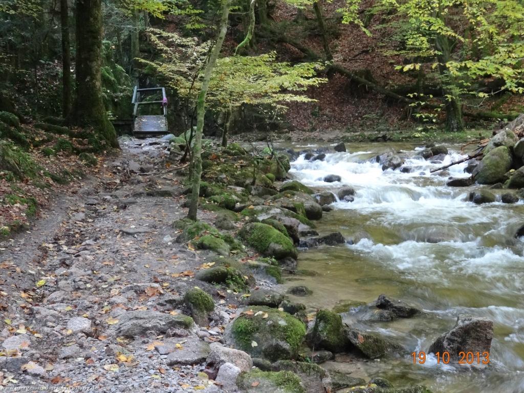 Philosophische Bildwanderung Geroldsau-Scherrhof-Bütthof im Schwarzwald