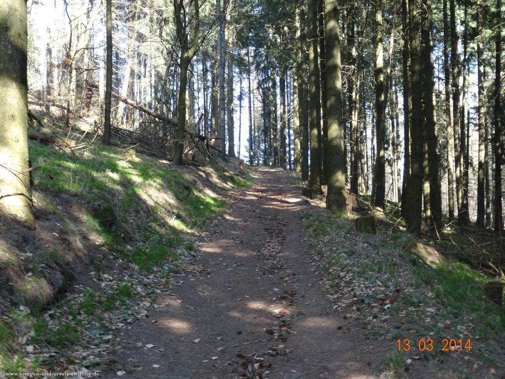 Philosophische Bildwanderungen Annweiler-Richard-Loewenherz-Weg