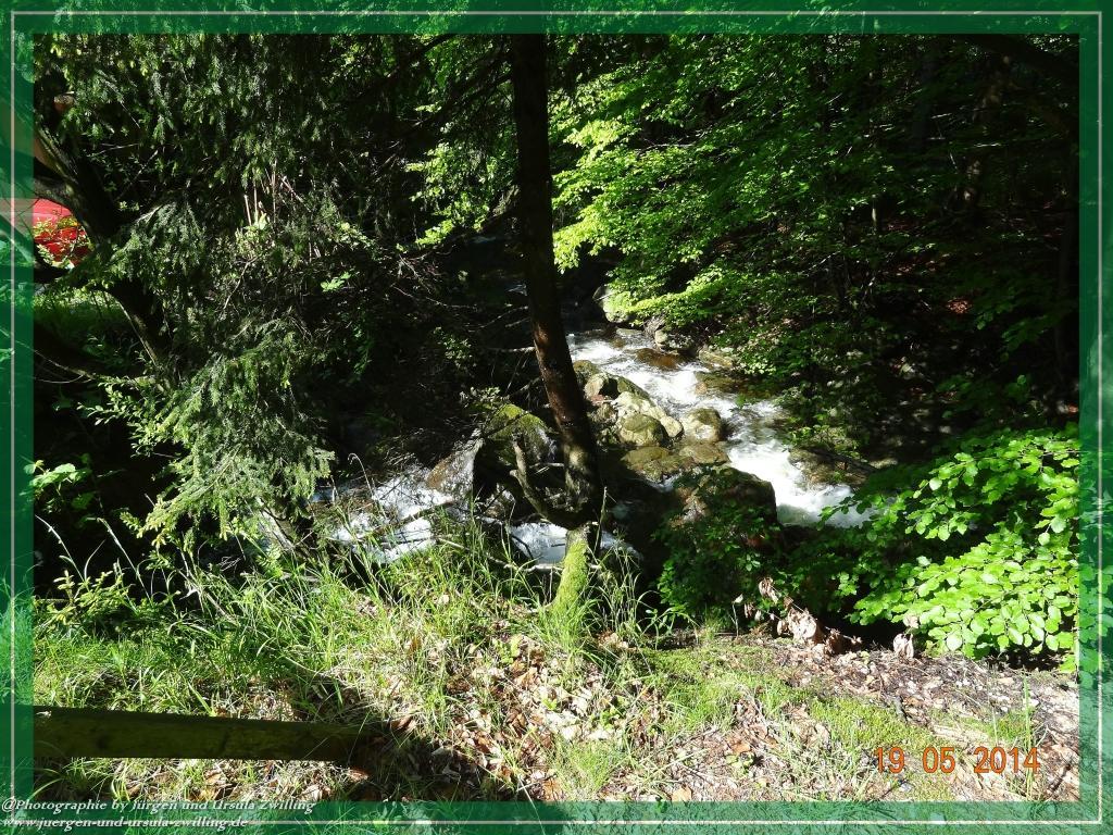 Philosophische BildwanderungBodenmais - Rißlochfälle - Kleiner Arber - Großer Arber - Rißlaisoch - Bodenmais