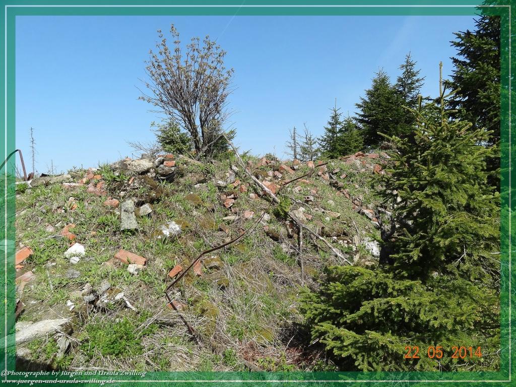 Philosophische Bildwanderung Zwercheck Osser –Bayerischer Wald – Deutsch –Tschechische- Grenzwanderung