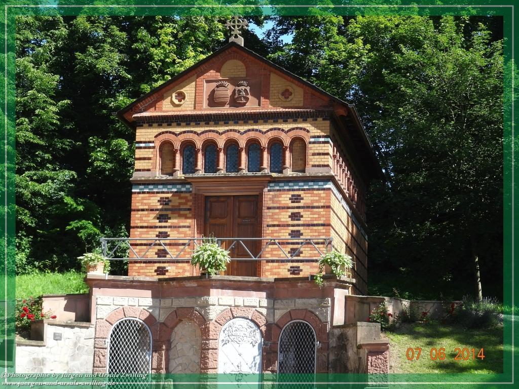Philosophische Bildwanderung  Gersprenztal-Runde - Panoramatour bei Reichelsheim - Odenwald