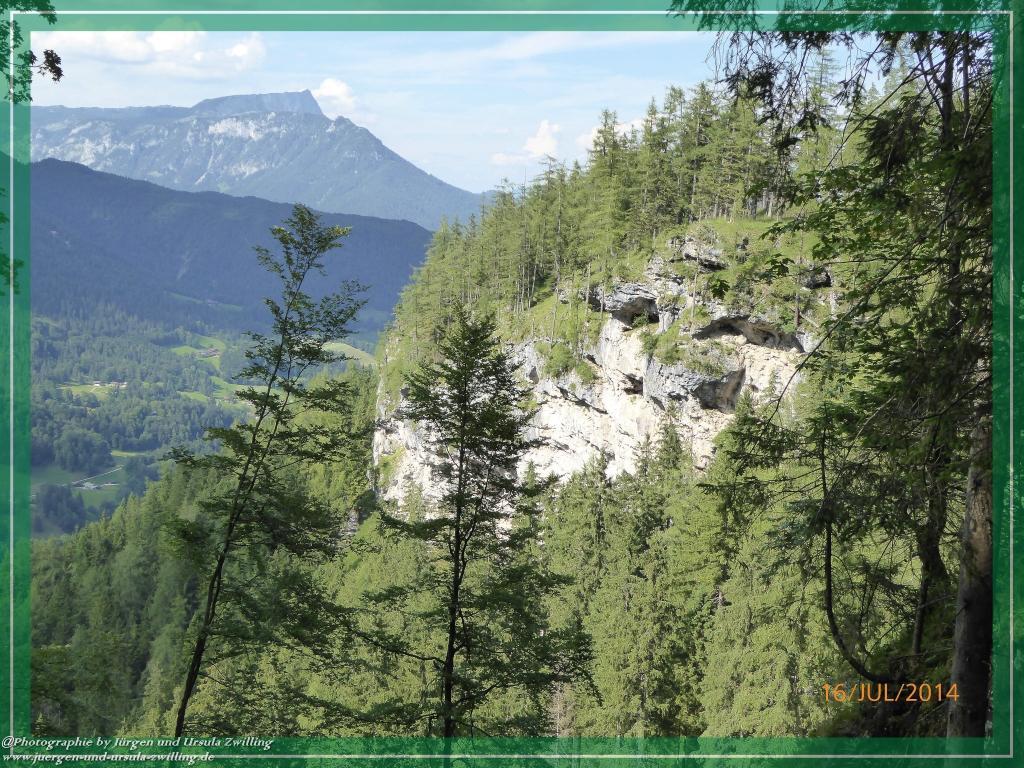 Philosophische Bildwanderung Watzmannhaus - Berchtesgaden