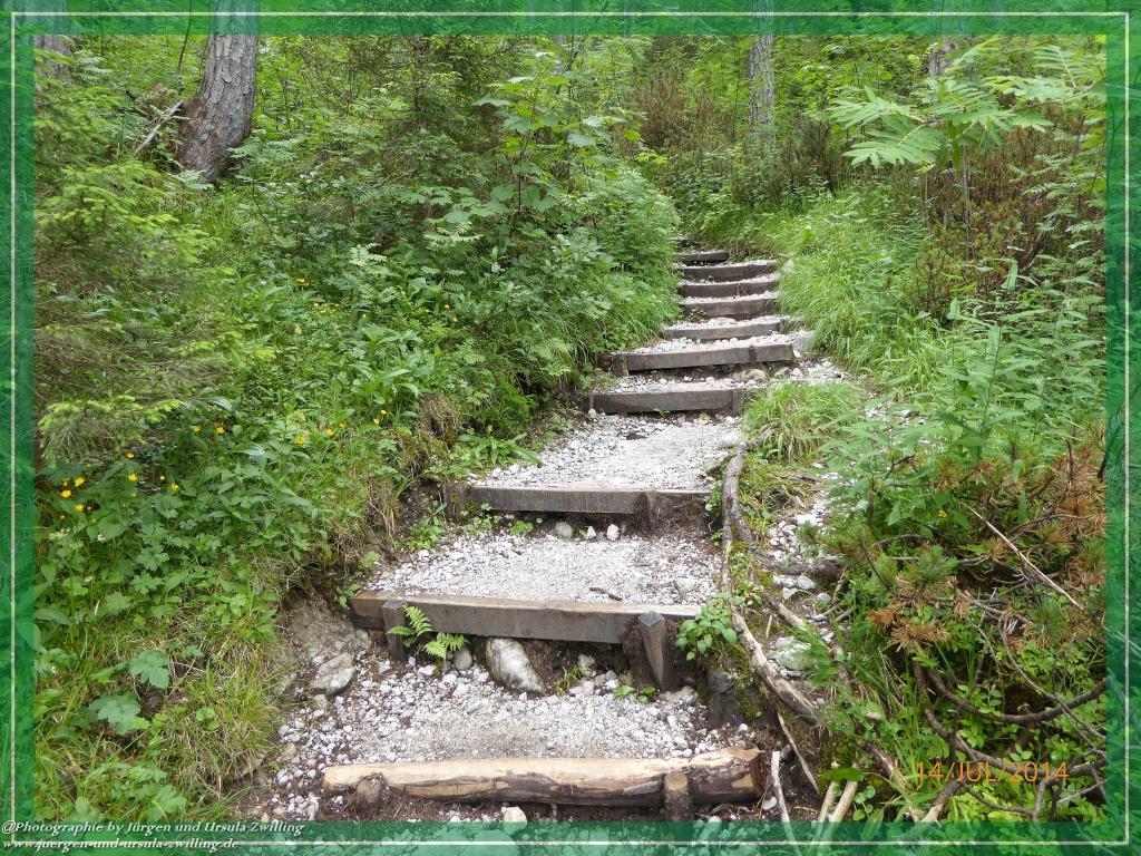 Philosophische Bildwanderung - Blaueishütte - Berchtesgaden - Ramsau
