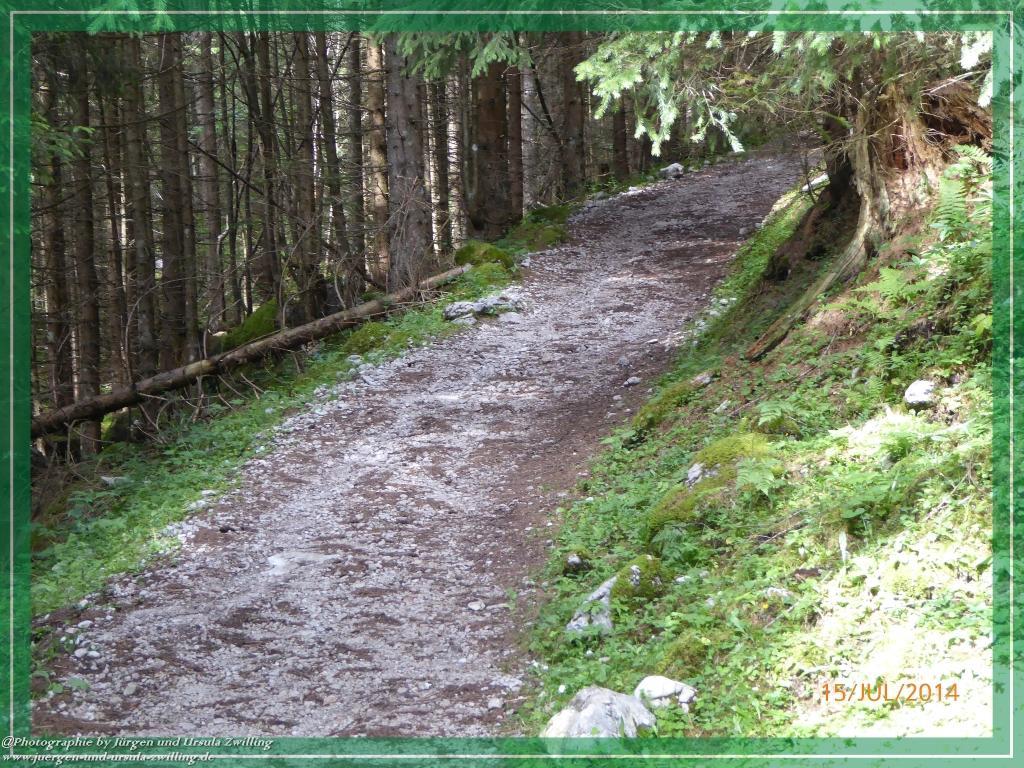 Philosophische Bildwanderung - Kessel-Königsee - Gotzentalalm -Königsbachalm - Berchtesgaden