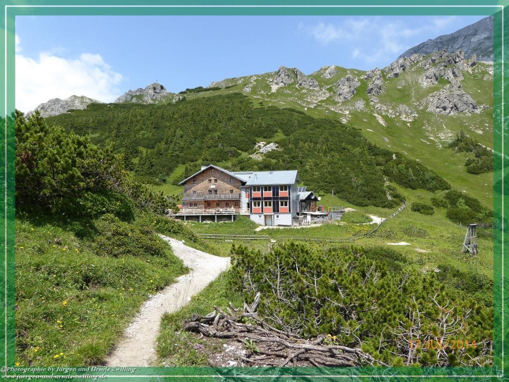 Philosophische Bildwanderung - Schneibsteinhaus und Carl-von-Stahl-Haus - Berchtesgaden