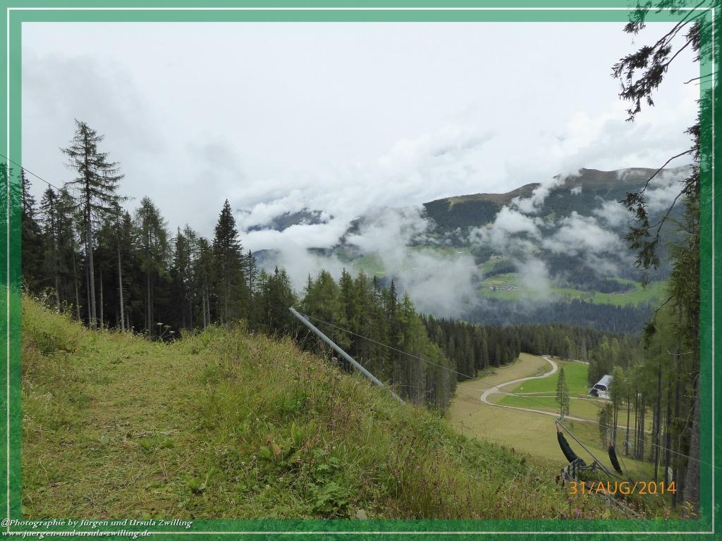 Philosophische Bildwanderung - Die Rotwandwiesen -Sexten - Dolomitien
