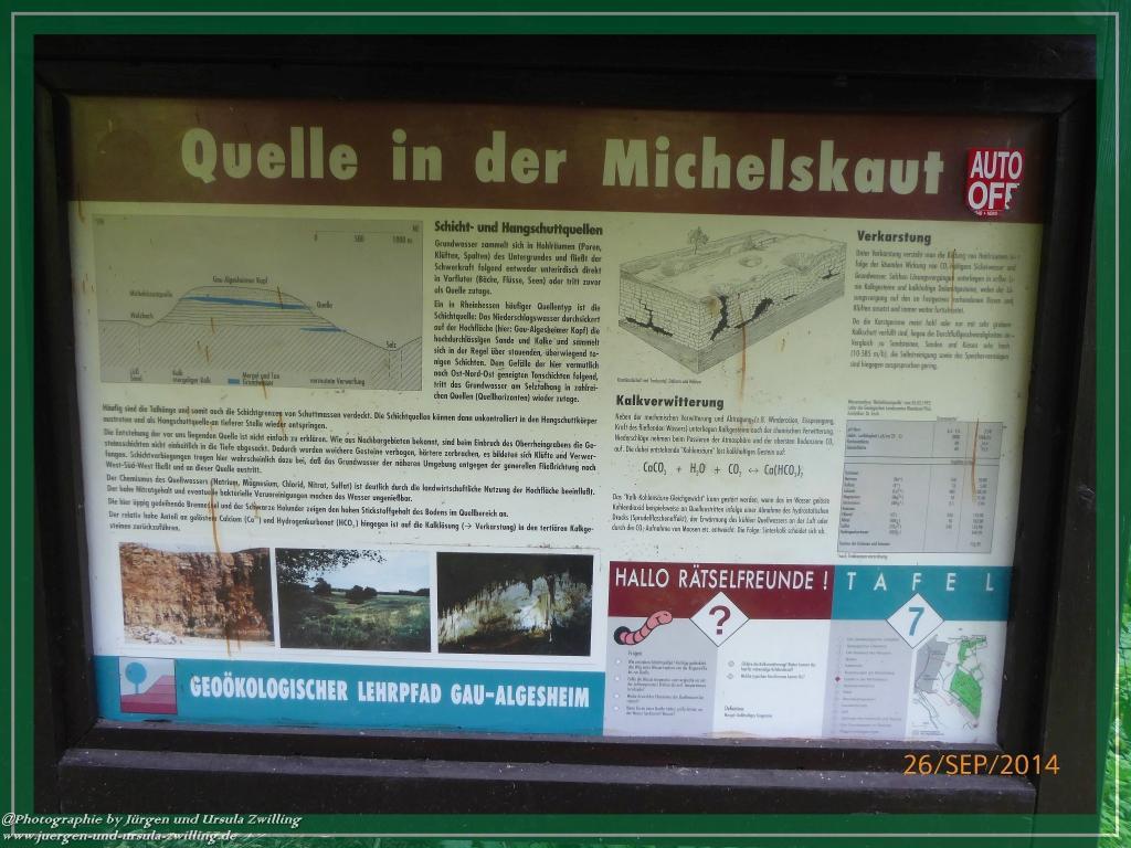 Philosophische Bildwanderung Hiwweltour-Bismarckturm