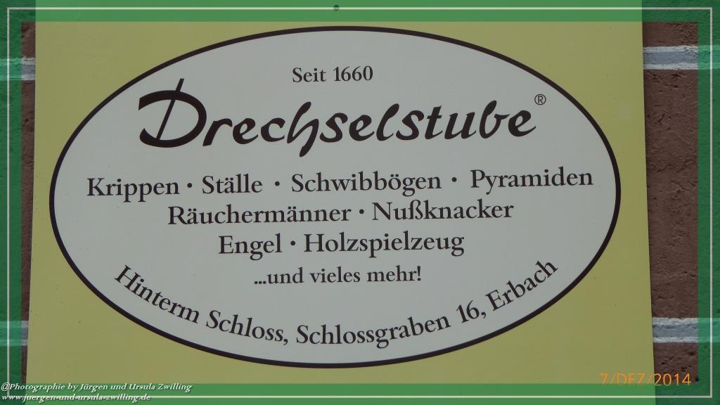 07.12.2014 Weihnachtsmarkt Erbacher Schlossweihnacht 2014 - Odenwald
