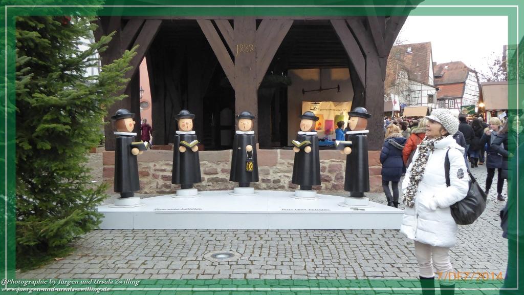 Michelstädter Weihnachtsmarkt 2014 - Odenwald