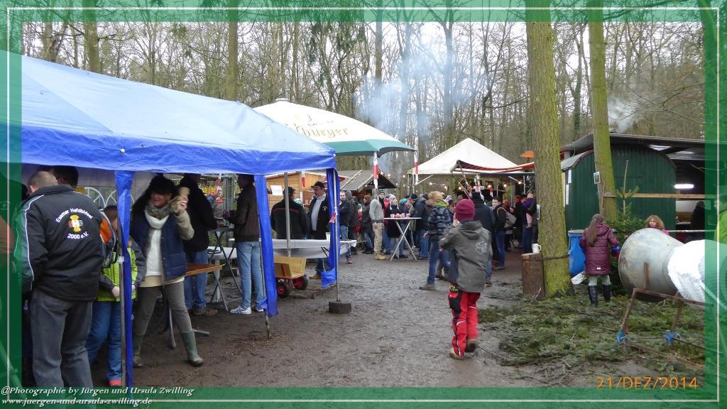 Weihnachtsmarkt im Ober Olmer Wald