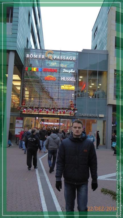 Römer Passage