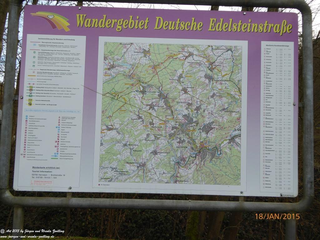 Philosophische Bildwanderung Traumschleife Köhlerpfad am Steinbach -Hunsrück