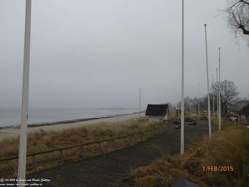 Philosophische Bildwanderung Timmendorfer Strand - Sierksdorf  - Lübecker Bucht - Ostsee