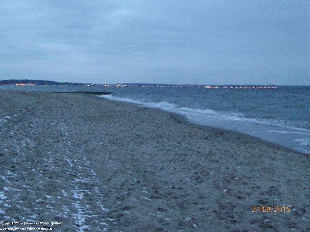 Philosophische Bildwanderung Timmendorfer Strand - Brodtener Steilufer - Travemünde Ostsee
