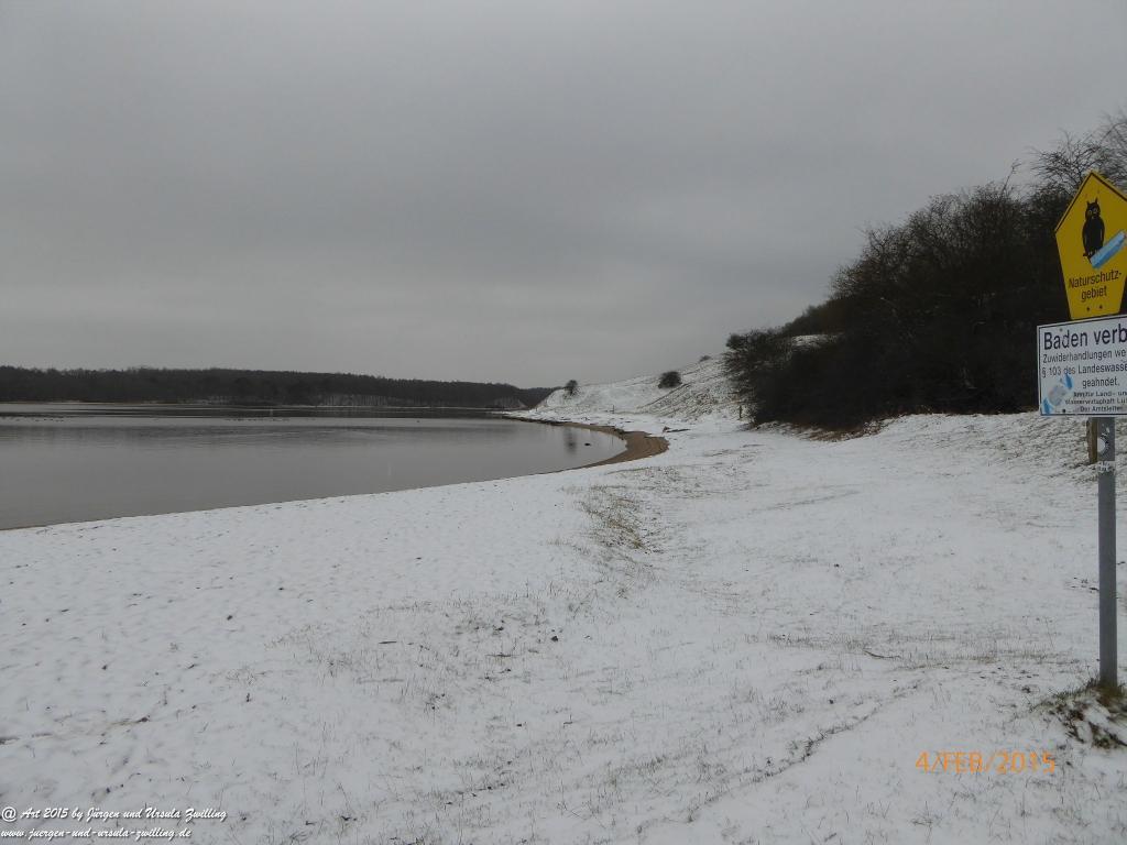 Philosophische Bildwanderung Dummersdorfer Ufer (Ostsee) - Rundkurs - Lübeck