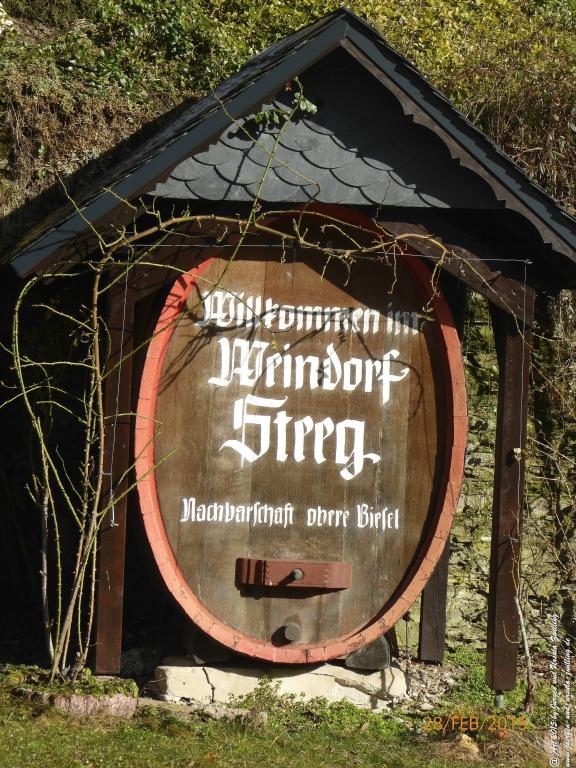 Philosophische Bildwanderung  Stahlberg-Schleife - am Rhein