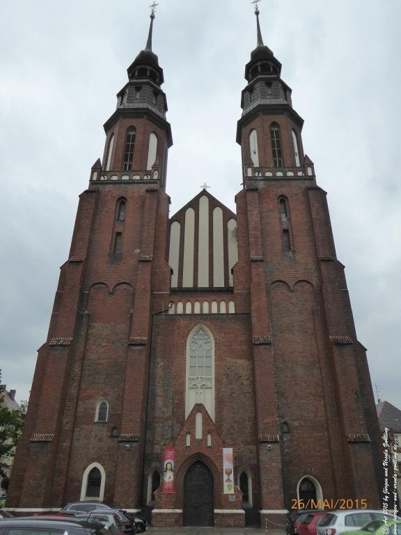 Opole - Oppeln und Umgebung - Polen