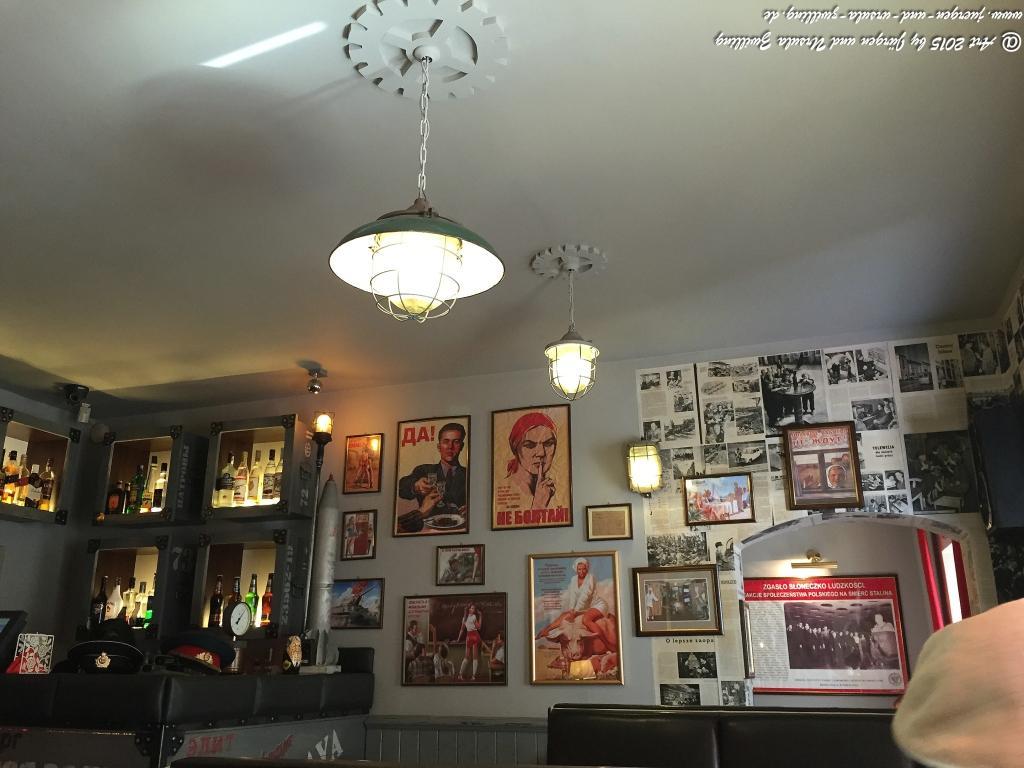 Russisches Restaurant in Karpacz - Polen
