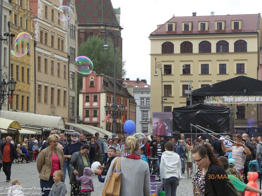 Wrocław - Breslau - Polen