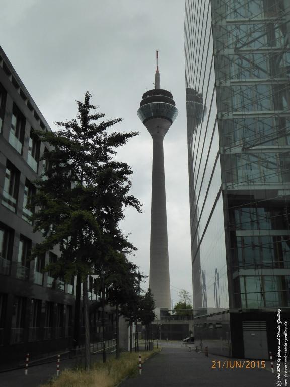 Düsseldorf am Rhein