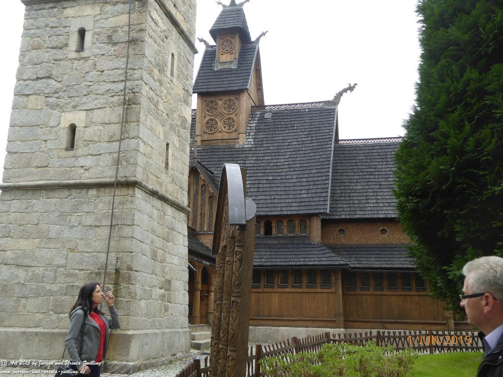 Philosophische Bildwanderung - Karpacz - Kościół Wang - Polana - Schronisko Strzecha Akademicka – Karkonosze - Polen -(Krummhübel – Kirche Wang - ehemalige Schlingelbaude - Hampelbaude - Riesengebirge)