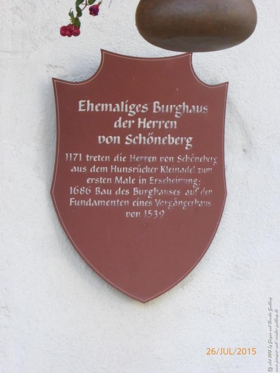 Philosophische Bildwanderung Michel\'s Vitaltour - Stromberg - Schindeldorf - Soonwald - Hunsrück - Naheland
