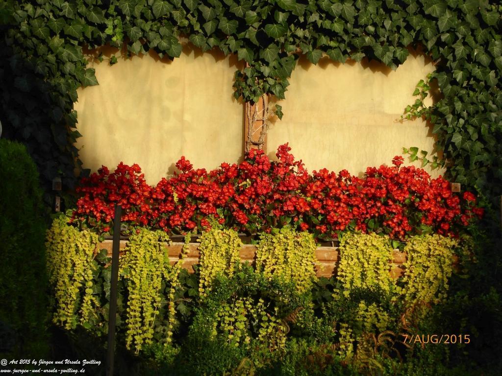 14.08.2015 idyllisches Gartenhaus