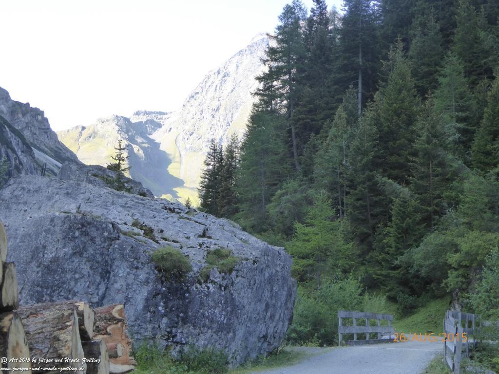 Philosophische Bildwanderung Innsbrucker Hütte - Neustift in Tirol - Stubaital - Österreich