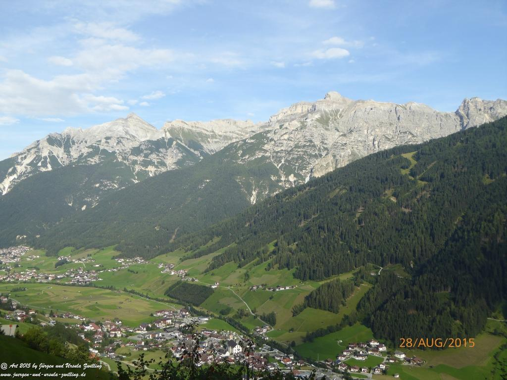 Philosophische Bildwanderung Starkenburger Hütte - Neustift in Tirol - Stubaital - Österreich