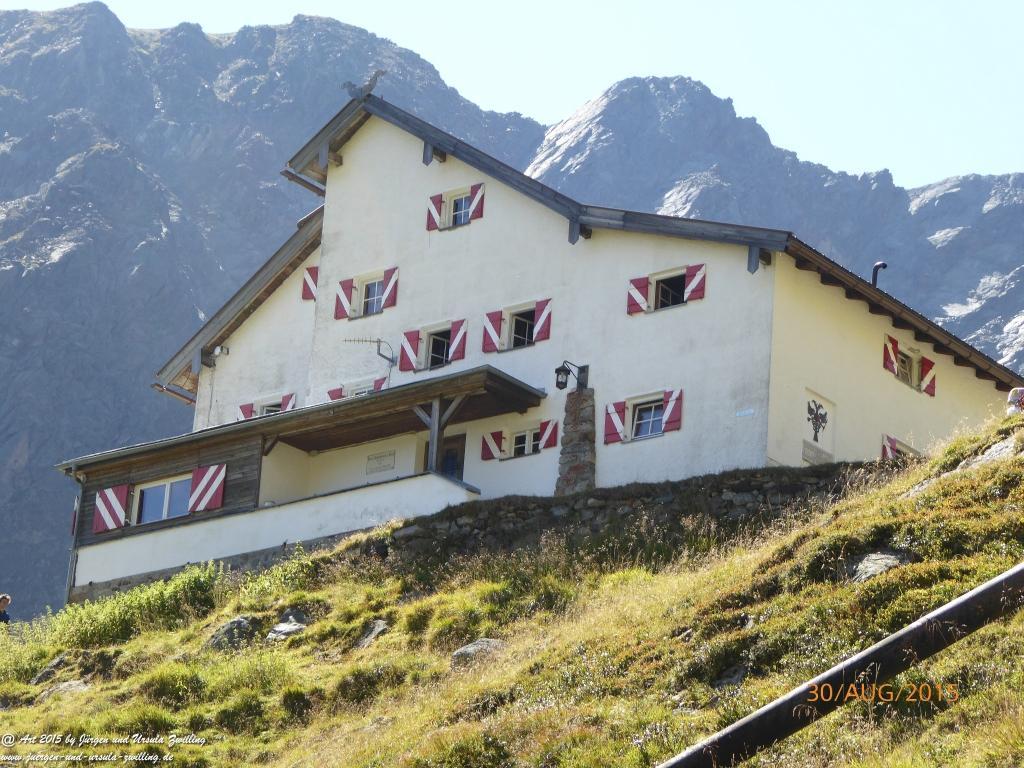 Philosophische Bildwanderung Neue Regensburger Hütte  - Neustift in Tirol - Stubaital - Österreich