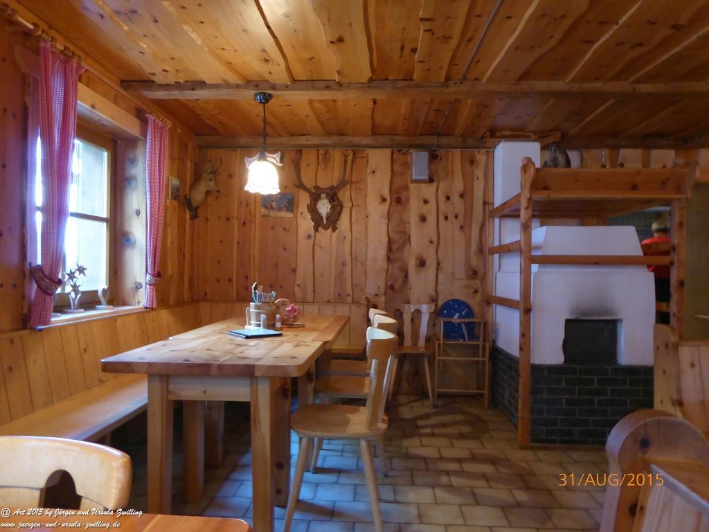 Philosophische Bildwanderung Nürnberger Hütte im Stubaital