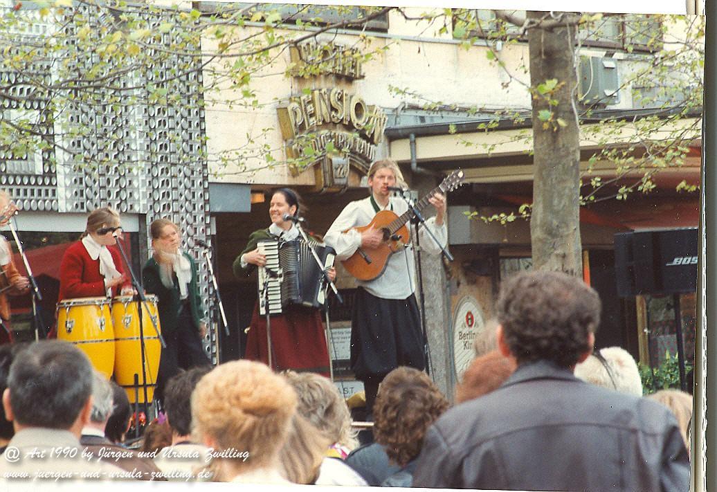Berlin Mai 1990
