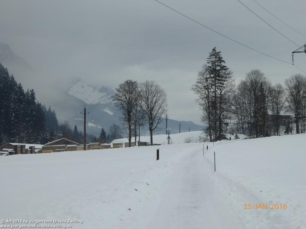Philosophische Bildwanderung - Kaiserrunde über den Hauning - Söll - Tirol - Kaisergebirge