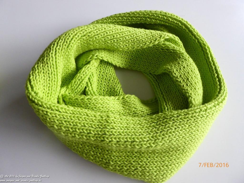 Hartkaiser  Strickmütze mit Schal