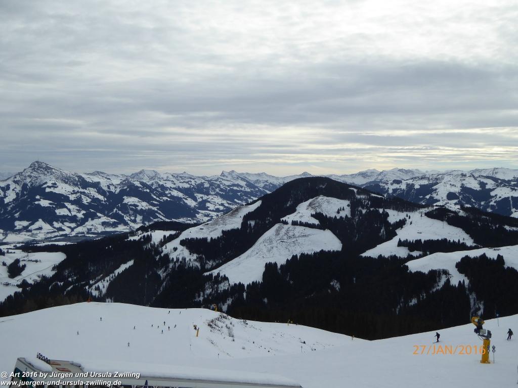 Philosophische Bildwanderung - Hartkaiserweg - Ellmau-Tirol - Kaisergebirge - Österreich