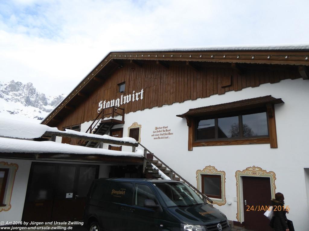 Going in Tirol - Wilder Kaiser - Österreich