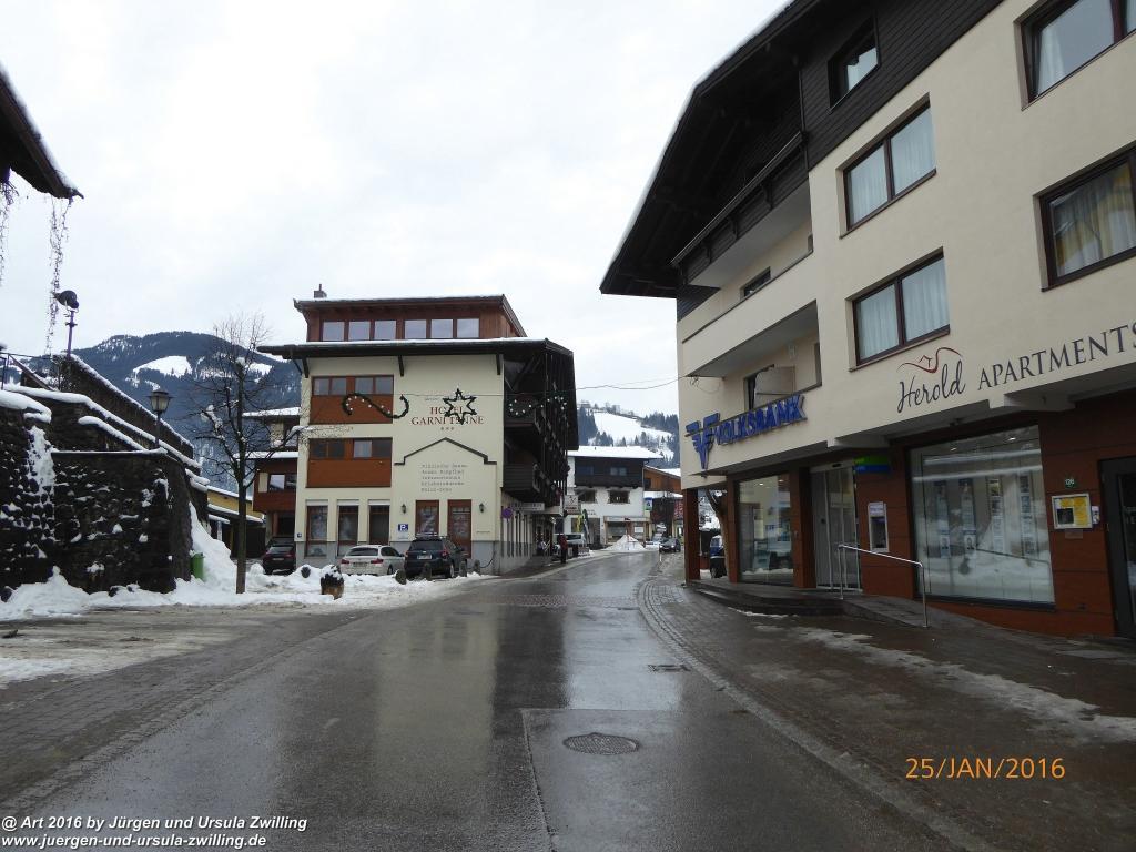 Söll - Tirol - Kaisergebirge - Österreich