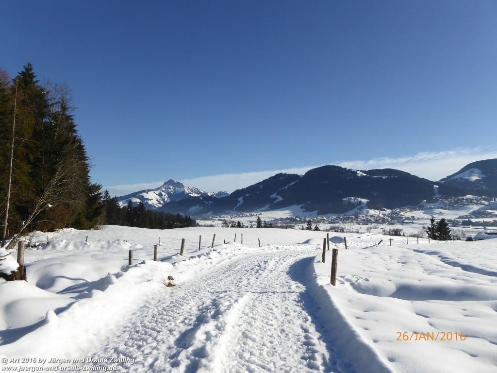 Ellmau-Tirol - Kaisergebirge - Österreich
