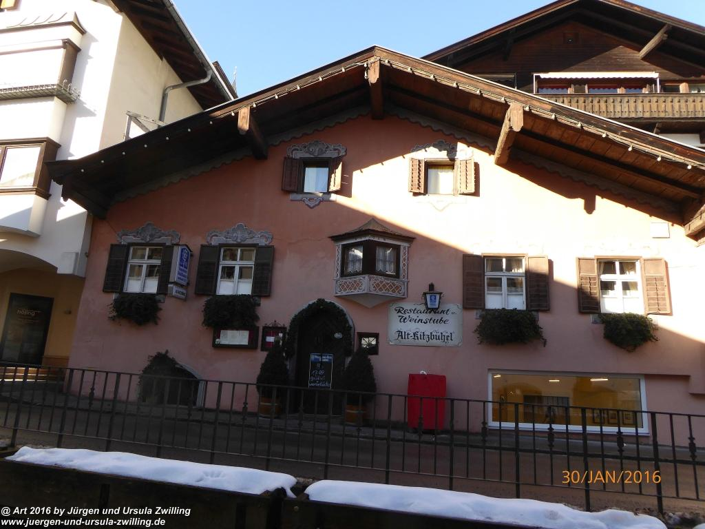Kitzbühel in Tirol - Wilder Kaiser - Österreich