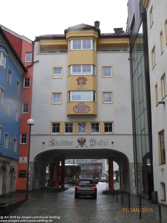 Kufstein in Tirol - Wilder Kaiser - Österreich