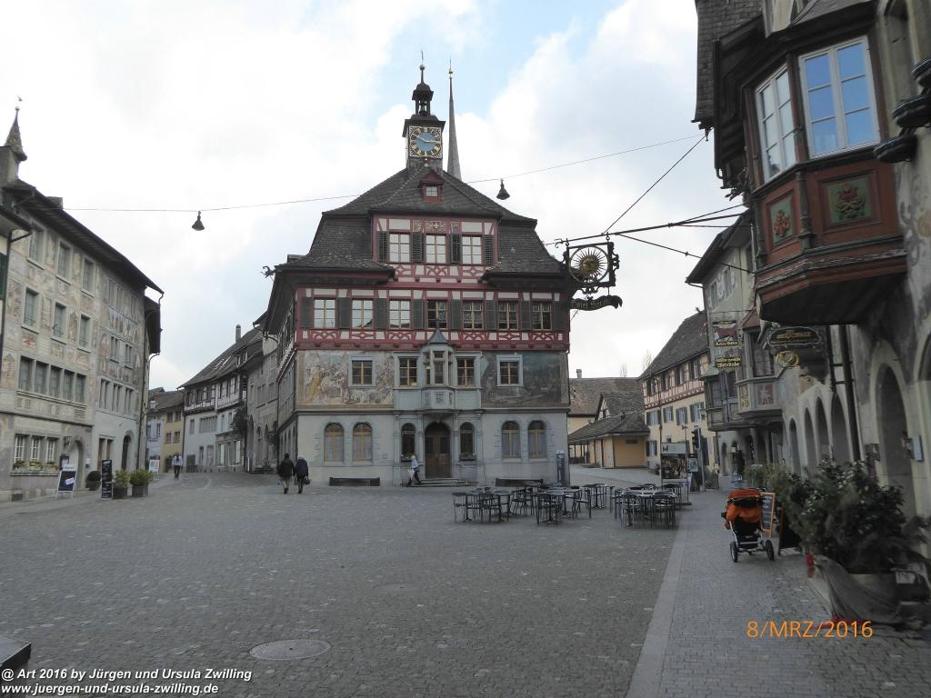 Stein am Rhein - Bodensee - Schweiz