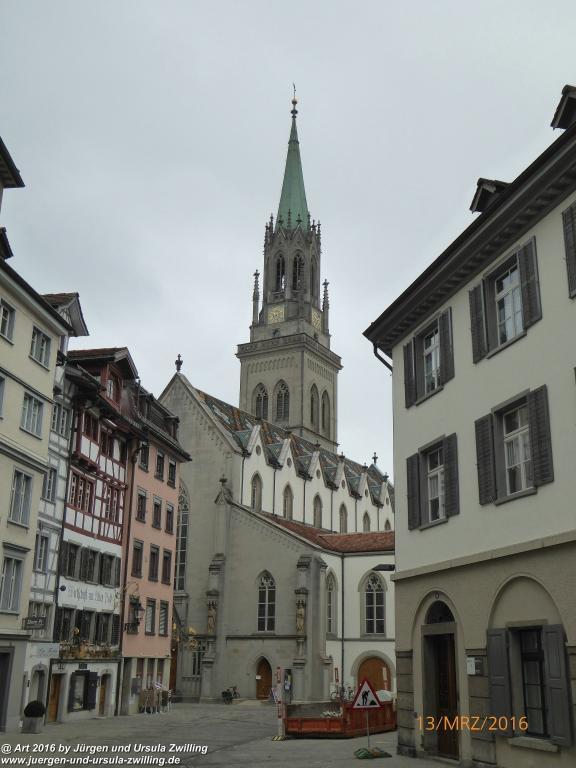 St. Gallen - Schweiz - Bodensee