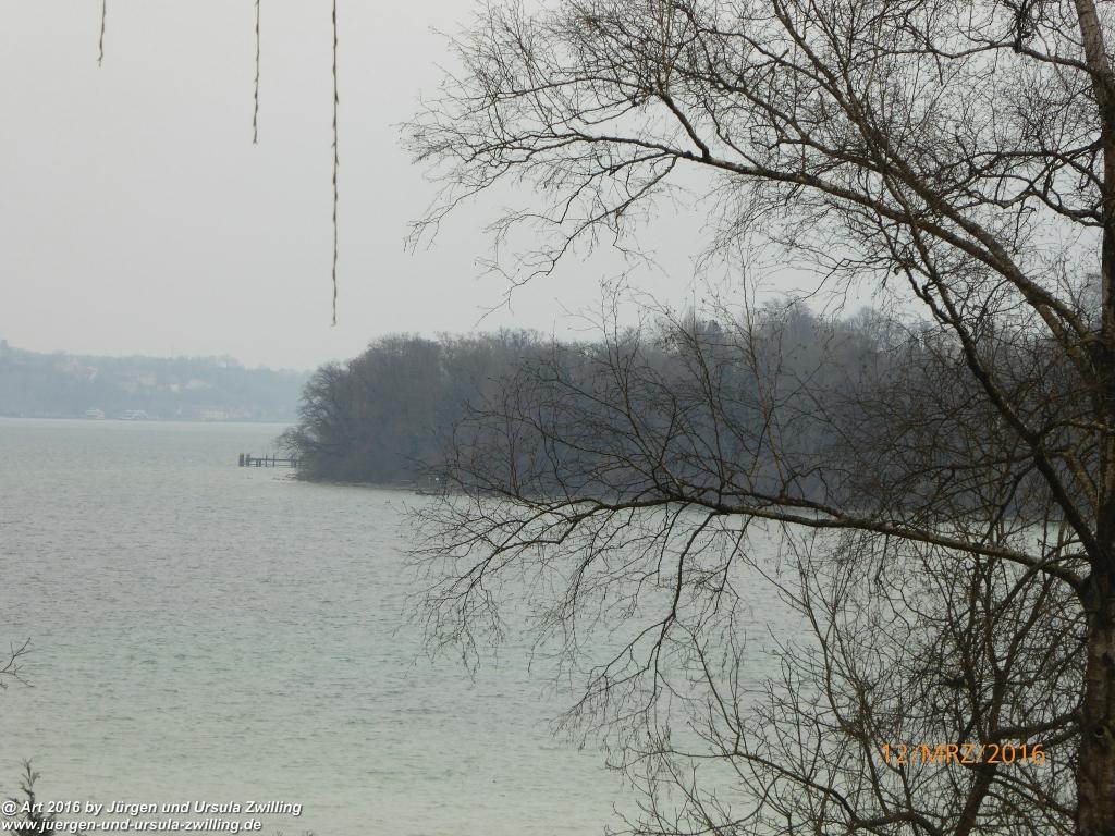 Philosophische Bildwanderung Litzelstetten - Mainau - Litzelstetten -Bodensee