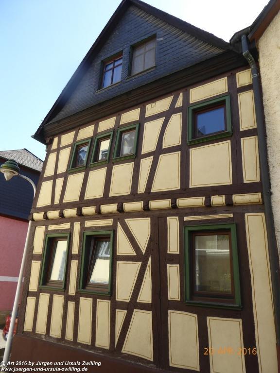 Oberwesel am Rhein - Mittelrhein