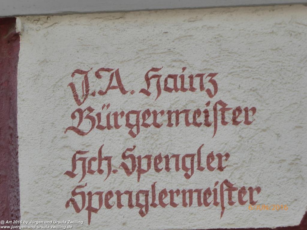 Philosophische Bildwanderung Bensheim Hessentagsweg - Vom Tal zum Hem und uff die Häih - Odenwald
