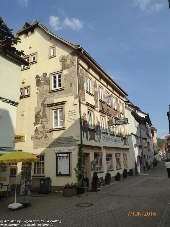 Eberbach am Neckar -Odenwald
