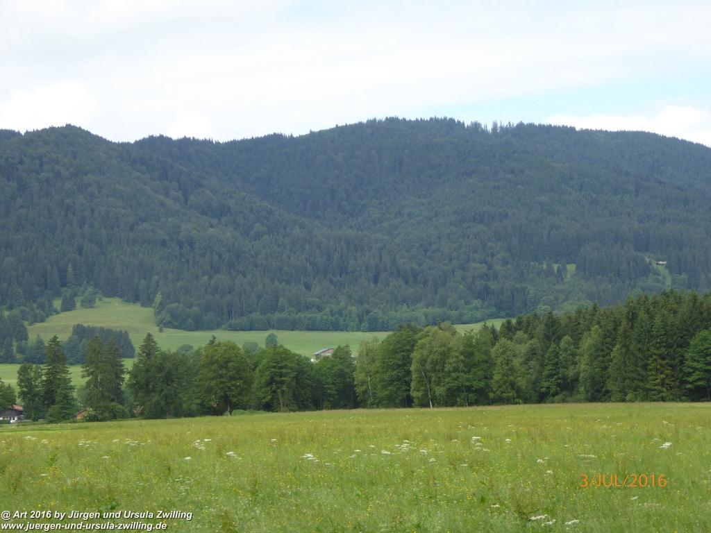 Fischbachau - Schliersee - Tegernsee