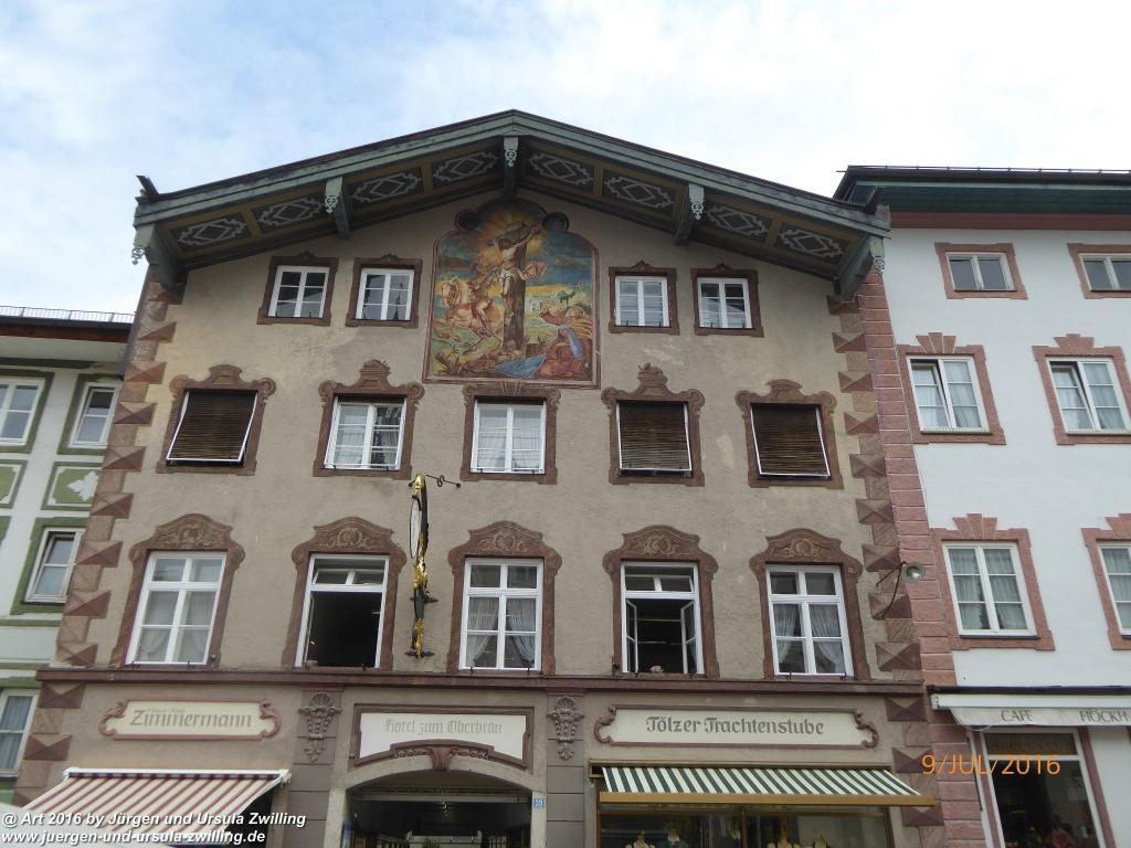 Bad Tölz - Tegernseee - Schliersee